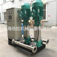 变频供水机组MVI5208不锈钢WILO威乐水泵代理