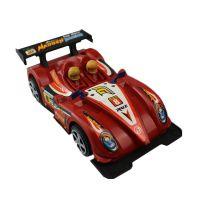 厂家批发 儿童玩具车模型 拉线小赛车 炫酷15cm小跑车男孩礼物
