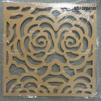 供应镂空外墙铝单板 造型雕花铝单板厂家定制