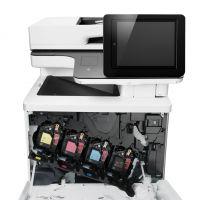 原装惠普M577dn 打印复印扫描多功能一体彩色激光打印机