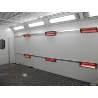 汽车烤漆房 环保设备 烤漆房改造