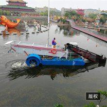 订购山东水面工程船的电话 河道保洁船的使用规格 舟水科大割草船出租出售