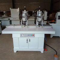 双头教练钻橱柜衣柜钻孔机铰链钻厂家木工钻孔机WZ730332A型号两台电机