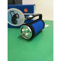 TX-9007 康庆科技 固态手提式防爆探照灯TX-9007 LED防爆手提灯