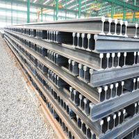 云南昆明 铁公鸡轨道钢 电气化铁道 材质Q235 规格QU80