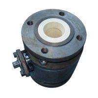 Q41TC耐磨锻钢陶瓷球阀