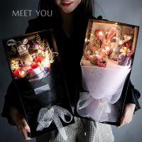 网红同款超火的抖音热门神器女生ins礼盒生日礼物送花束闺蜜创意