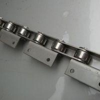 卓远厂家直销输送机链条 提升链条 工业双节距滚子链 寿命长
