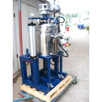 化学品 真空 不锈钢 电动 立式 强制 加热 液体搅拌机 50L