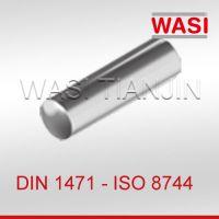 全长锥槽槽销DIN1471 ISO8744