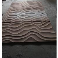 天津专业加工来图定制家居板装饰板无痕拼接背景墙广告墙