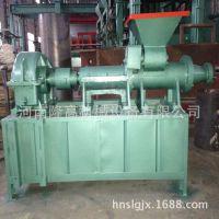 多孔六棱梅花桩煤棒机设备 专业制造锯末煤棒挤压机 碳粉挤压机