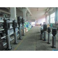 生产销售80CDLF42-20立式轻型不锈钢多级离心泵/消防泵,管道增压水泵多级泵高压水泵安装调试