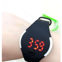 2017新款LED果冻系列LED手表 外贸热销爆款