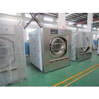 廊坊工业洗衣机,工业洗涤设备厂家,100kg海杰洗脱两用机,全自动洗涤设备