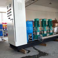 上海学校宿舍生活变频可调速给水系统恒压供水变频器配套威乐wilo水泵价格表
