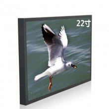 正品22寸高清液晶监视器 工业级安防专用监控液晶显示器厂家直销