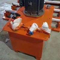 张家界[洪鑫]300吨液压顶管机规格型号GD