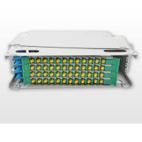 48口ODF光纤配线架子框 48芯ODF单元箱 盘可选配 免费印LOGO