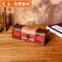 发簪盒 创意 古典 首饰盒 古风 饰品 竹简包装盒 定做 梳子木盒