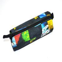 创意文具盒小笔袋韩版简约大容量男女学生可爱帆布文具袋铅笔袋