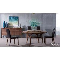 广州家具品牌 康耐登 大理石餐桌椅的选择优势