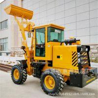 无级变速四驱小铲车 全液压系统操作装载机 新疆哈密专供装载机