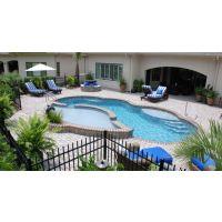 家庭小型游泳池设计特点
