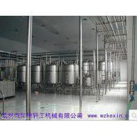 承建年产800吨中大型番石榴酵素生产线