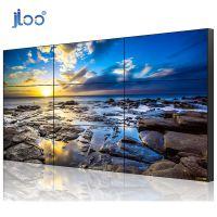 九凌(JLOO)55寸LG大屏液晶拼接屏柜式支架/前维护