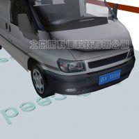 斯科德车证合一管理系统 RFID车证+车牌抓拍不停车验证 一证一车严格规范车辆通行
