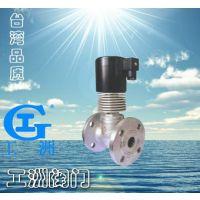 先导式高温电磁阀ZCG型 高温电磁阀 工洲电磁阀 销售