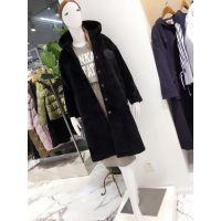 广州女装尾货厂家直销外单剪标女装