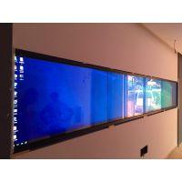 IRMT精研电子为上海华师大附属卢湾辅读实验学校提供红外多点大屏拼接触摸框案例展示