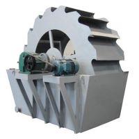 高效移动式洗沙机 大型斗式洗沙机 转轮水洗洗沙生产线厂家星都机械