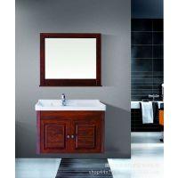 家居智能镜柜定制铝合金卫浴柜柜组北欧风格卫生间浴室柜来图加工