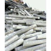 厂家高价回收废石墨电极 掉炉料 石墨块