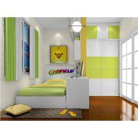 儿童房家具定制效果图_贝迪尔全屋定制衣柜一线品牌