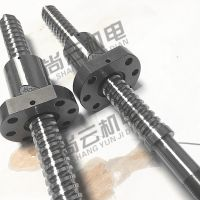TBI研磨丝杆SFU1605/SFU2005/SFU2505专业螺杆轴端加工