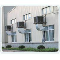 工厂车间节能环保空调降温工程 通风换气节能环保空调工程实例