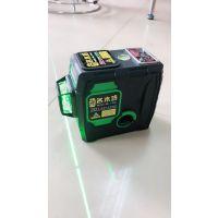 名木坊12线激光水平仪绿光自动打线3D贴墙仪高精度室外水平投线仪