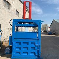 废油漆桶压扁机 热销废纸箱打包机设备 塑料薄膜打包机