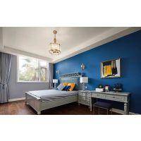 枣庄城市人家 深蓝静谧、浅蓝优雅,你知道蓝色系的装修有多美吗?