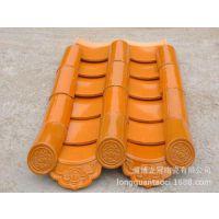 山东淄博琉璃瓦厂家供应:琉璃瓦、板瓦、筒瓦、勾头、滴水、彩瓦