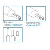 代理销售原装德国Z+F品牌散装管型端子自动剥皮压接机UNIC-LS