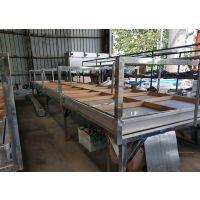 厂家直销小型腐竹加工设备 加工定制大型腐竹生产线 黄豆浸泡系统价钱 哪种型号的油皮机好用