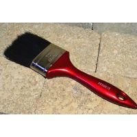 油漆刷 红色木柄油漆刷 油漆刷 烧烤刷