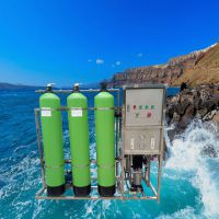 临清友昵供应0.5T进水设备 反渗透设备