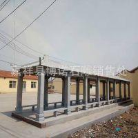 大型石材厂 供应 大理石  防腐石凉亭 长廊