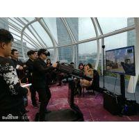 上海VR设备出租射击互动体感游戏设备